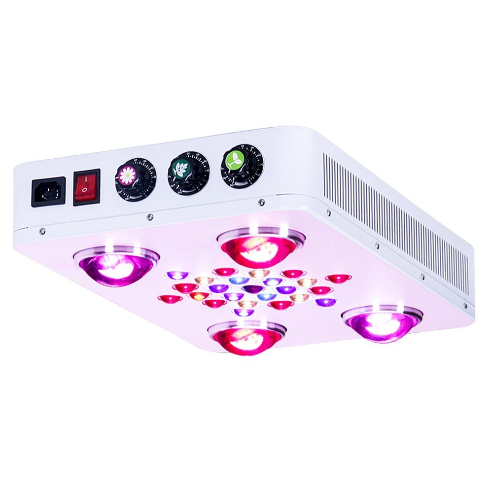 new product 43d35 abf64 LED Grow Light Full Spectrum For Indoor Plants